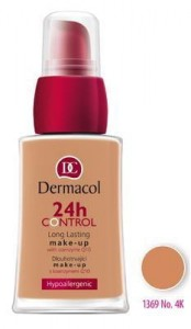 DERMACOL 24H CONTROL MAKE-UP - 4K