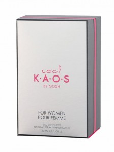 GOSH KAOS COOL FOR WOMEN WODA TOALETOWA 30 ML