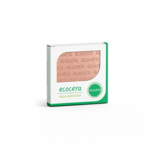 ECOCERA INDIA BRONZER VEGAN 10G