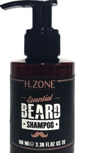 H.ZONE ESSENTIAL BEARD SZAMPON DO BRODY 100ML