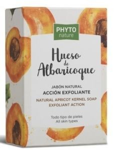 PHYTO NATURE MYDŁO MORELOWE 120G