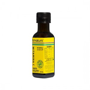 BNATURE WITAMINA C 100 ML