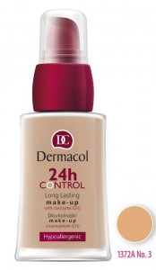 DERMACOL  24H CONTROL MAKE-UP - 3