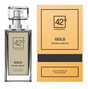 42 By BeautyMore GOLD FOR HER WODA PERFUMOWANA 50ML