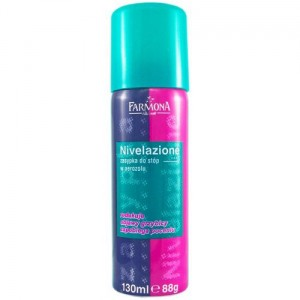 Farmona Nivelazione zasypka do stóp spray 130ml