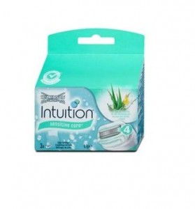WILKINSON INTUITION SENSITIVE CARE WKŁADY 3 SZT.