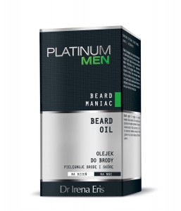 DR IRENA ERIS PLATINUM MEN OLEJEK DO BRODY 30ML