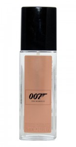007 FOR WOMEN II DEOZODORANT ATOMIZER 75ML
