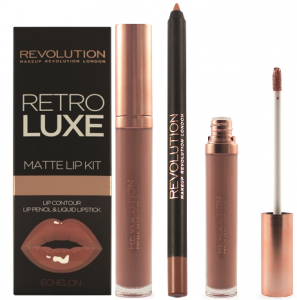 MAKEUP REVOLUTION RETRO LUXE KITS MATTE ECHELON