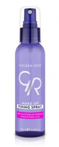 GOLDEN ROSE UTRWALACZ MAKIJAŻU FIXING 120ML